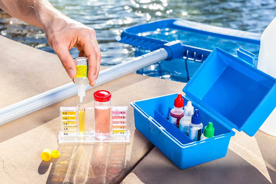 Swimming Pool Chemical Supplies